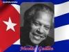Poetas hispanoamericanos del siglo XX - Nicolás Guillén: la poesía afrocubana
